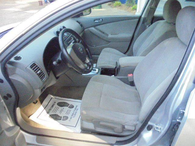 2011 Nissan Altima 2.5 S 4dr Sedan - Marianna FL