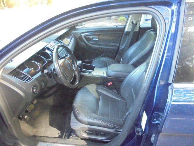 2011 Ford Taurus Limited 4dr Sedan - Marianna FL