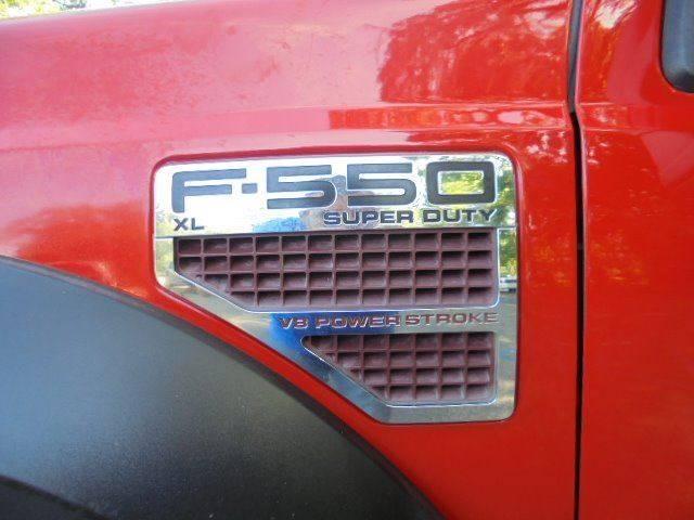 2008 Ford F-550 XL - Marianna FL