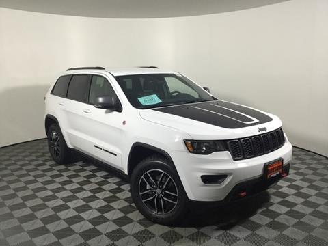 2018 Jeep Grand Cherokee for sale in Huron, SD