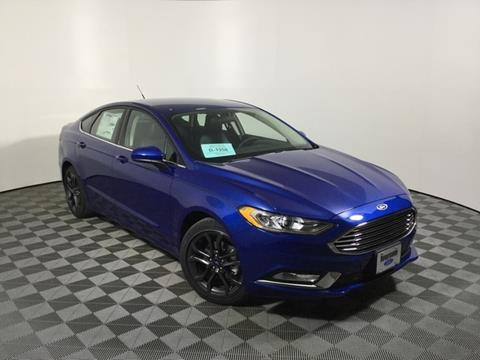2018 Ford Fusion for sale in Huron, SD