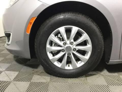 2018 Chrysler Pacifica