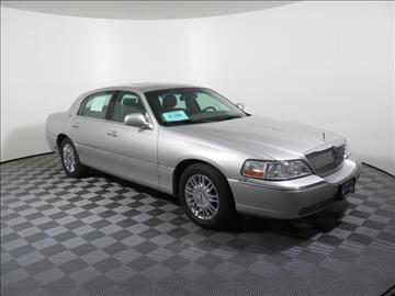 2007 Lincoln Town Car for sale in Huron, SD