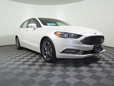 2017 Ford Fusion for sale in Huron, SD