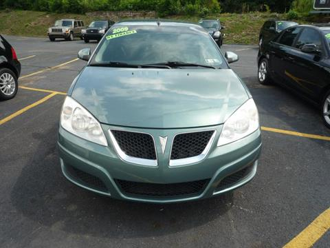 2009 Pontiac G6 for sale in Greensburg, PA