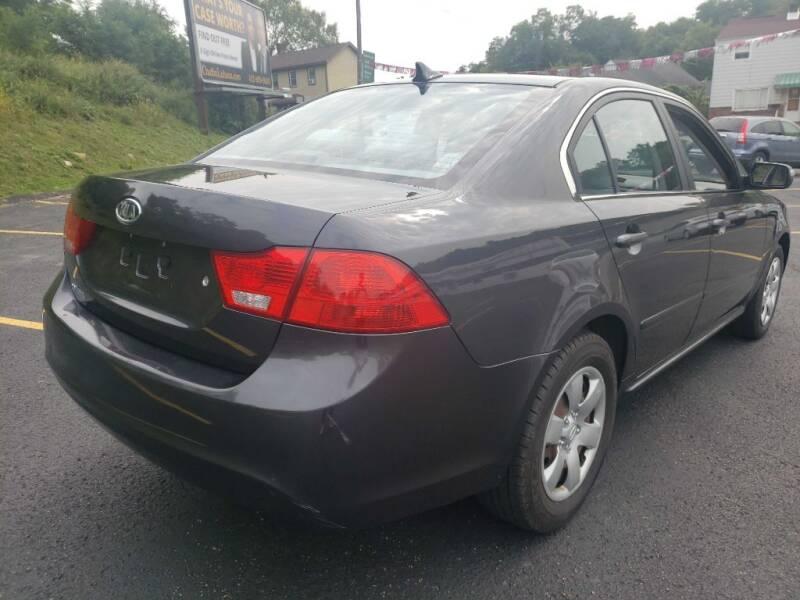 2010 Kia Optima LX 4dr Sedan (I4 5A) - Greensburg PA