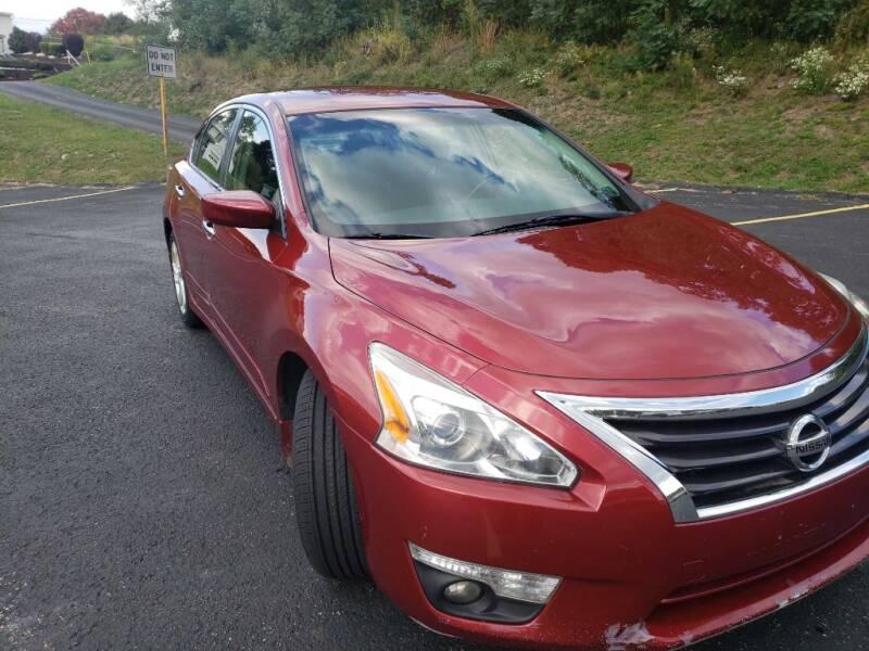 2013 Nissan Altima 2.5 4dr Sedan - Greensburg PA