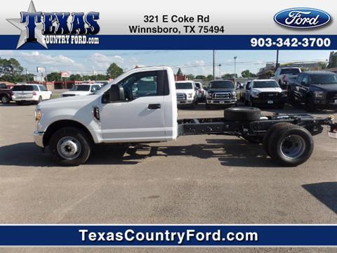 2017 Ford F-350 Super Duty for sale in Winnsboro TX