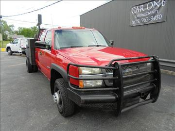 2003 Chevrolet Silverado 3500HD for sale in Murfreesboro, TN