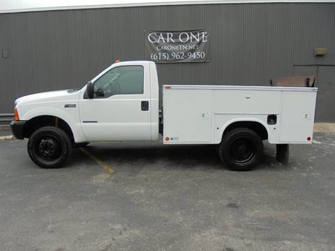 1999 Ford F-450 Super Duty 7.3 Diesel for sale in Murfreesboro, TN