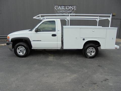 2001 GMC Sierra 2500HD for sale in Murfreesboro, TN
