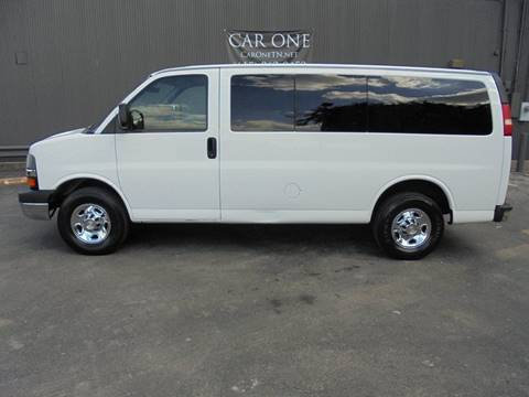 2007 Chevrolet Express Passenger for sale in Murfreesboro, TN