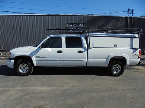 2003 GMC Sierra 2500HD for sale in Murfreesboro, TN