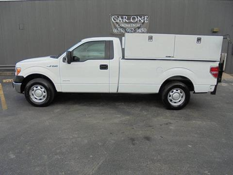 2012 Ford F-150 for sale in Murfreesboro, TN