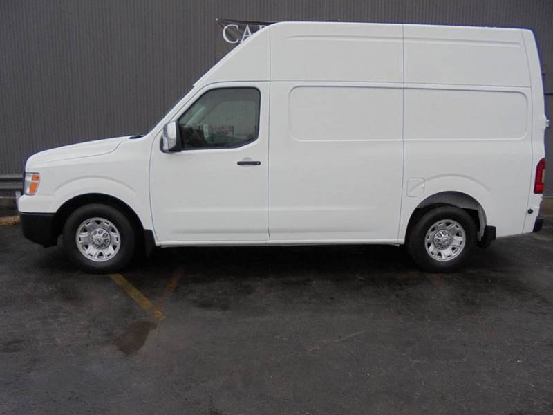 2014 Nissan NV Cargo 3500 HD S W High Roof