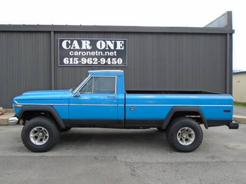 1977 Jeep J-10 Pickup for sale in Murfreesboro, TN