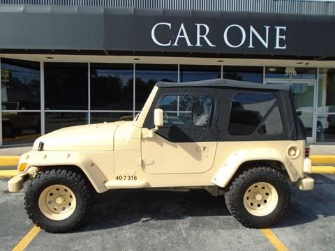 2001 Jeep Wrangler for sale in Murfreesboro, TN