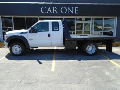 2012 Ford F-550 Super Duty for sale in Murfreesboro, TN