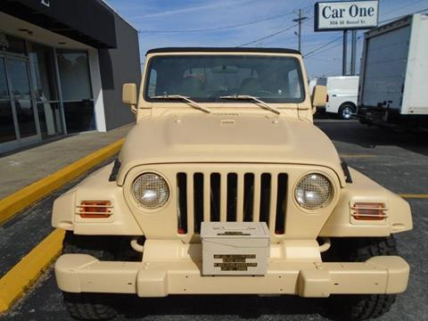 2001 Jeep Wrangler for sale in Murfreesboro, TN