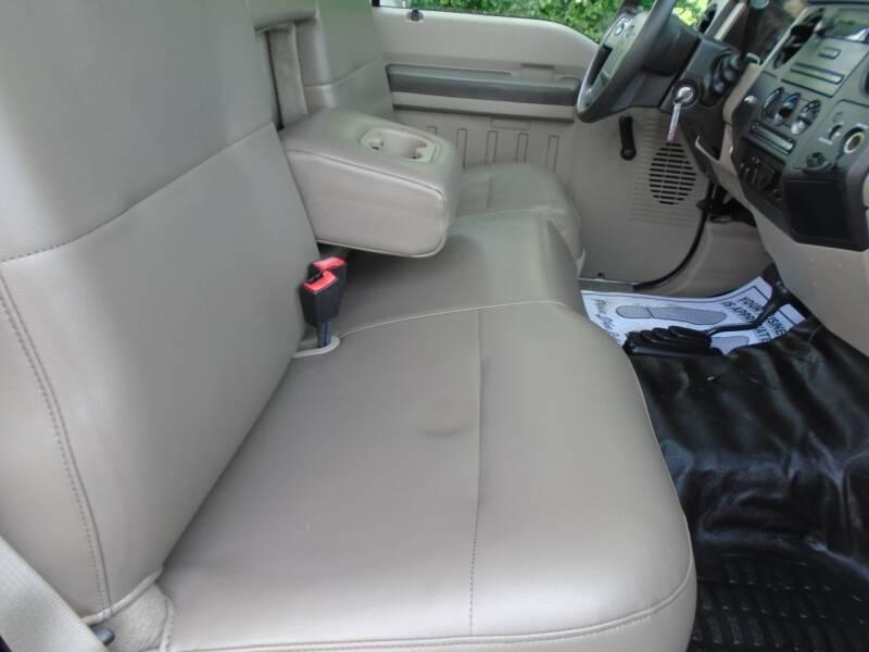 2008 Ford F-250 Super Duty XL 2dr Regular Cab 4WD LB - Murfreesboro TN