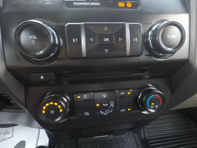 2018 Ford F-250 Super Duty 4x4 XL 4dr Crew Cab 8 ft. LB Pickup - Murfreesboro TN