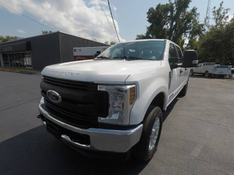2018 Ford F-250 Super Duty