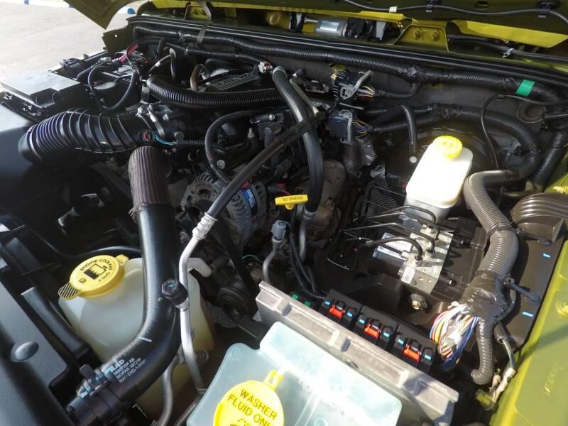 2010 Jeep Wrangler Unlimited 4x4 Sport 4dr SUV - Murfreesboro TN