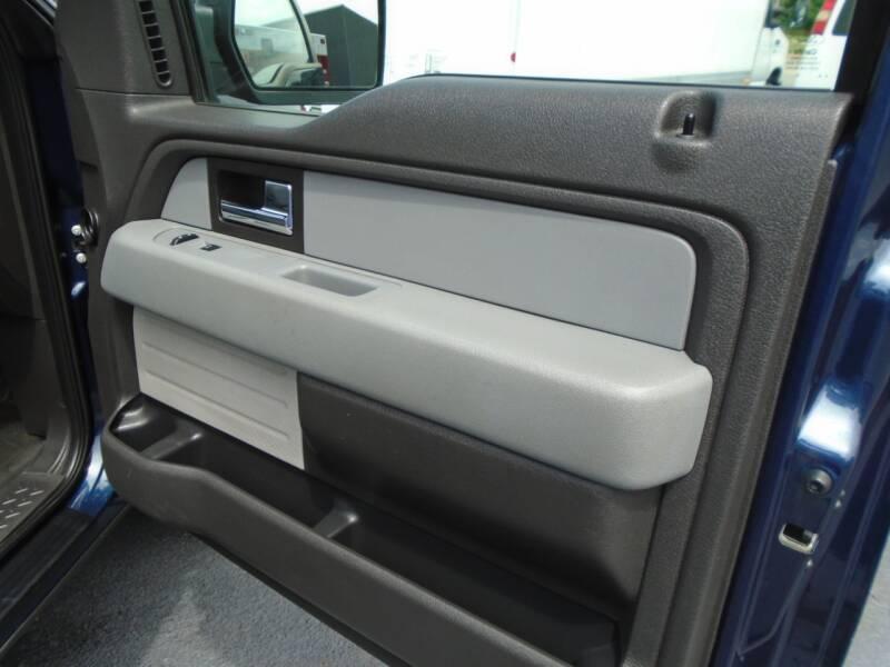 2014 Ford F-150 4x2 XL 2dr Regular Cab Styleside 8 ft. LB - Murfreesboro TN