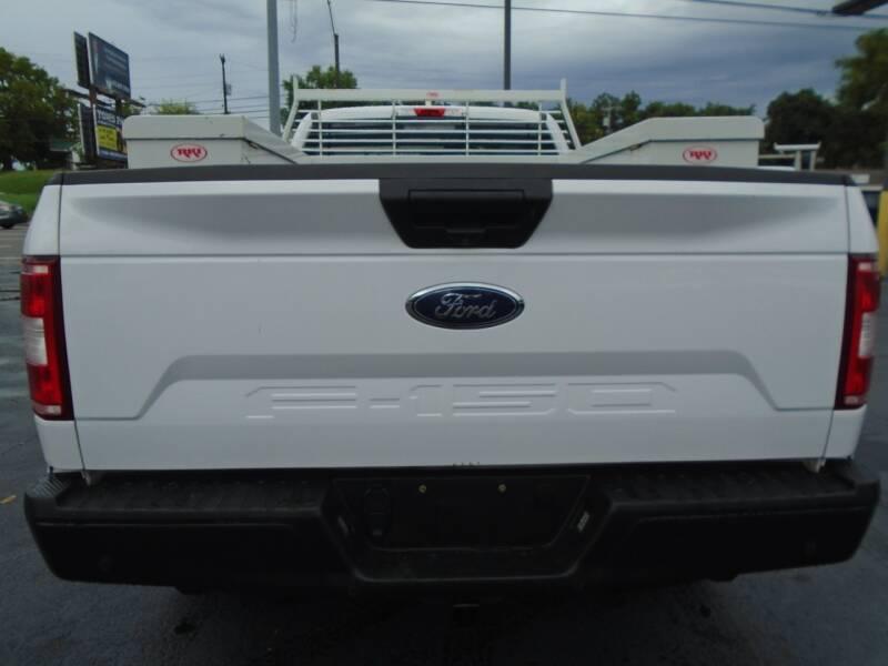 2018 Ford F-150 4x4 XL 4dr SuperCab 8 ft. LB - Murfreesboro TN