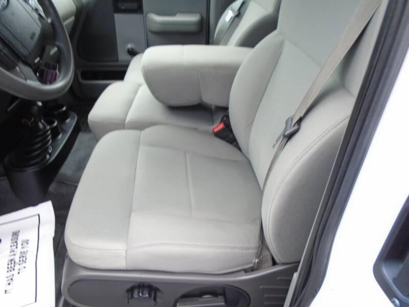 2008 Ford F-150 4x4 XL 2dr Regular Cab Styleside 8 ft. LB - Murfreesboro TN