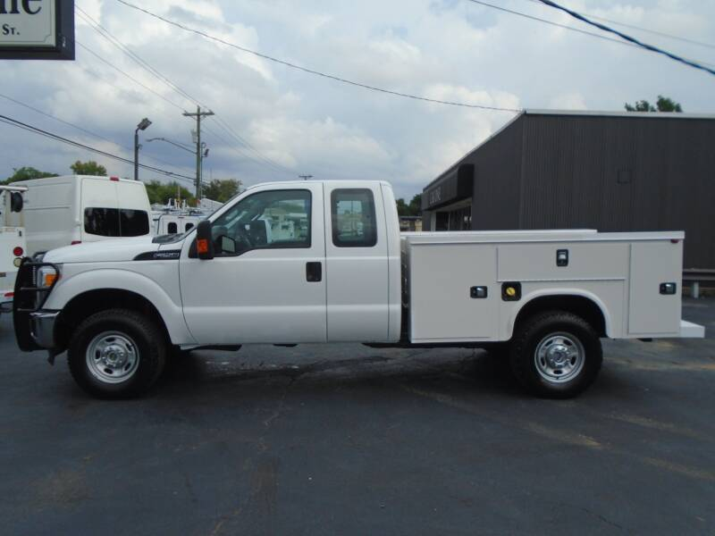 2015 Ford F-250 Super Duty 4x4 XL 4dr SuperCab 8 ft. LB Pickup - Murfreesboro TN