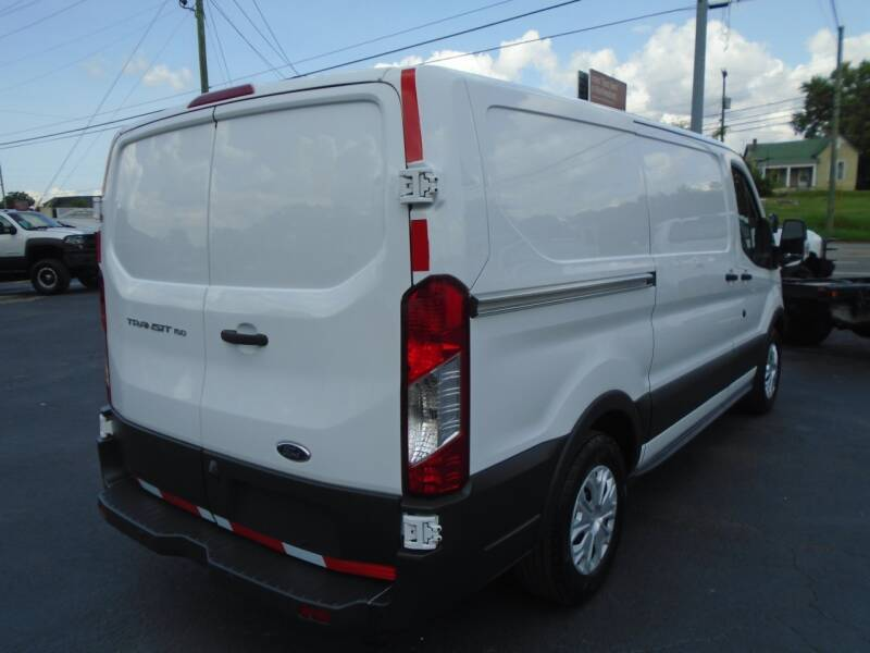 2017 Ford Transit Cargo 150 3dr SWB Low Roof Cargo Van w/Sliding Passenger Side Door - Murfreesboro TN