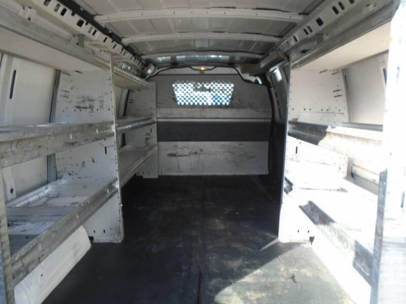 2014 Chevrolet Express Cargo 2500 3dr Extended Cargo Van w/1WT - Murfreesboro TN
