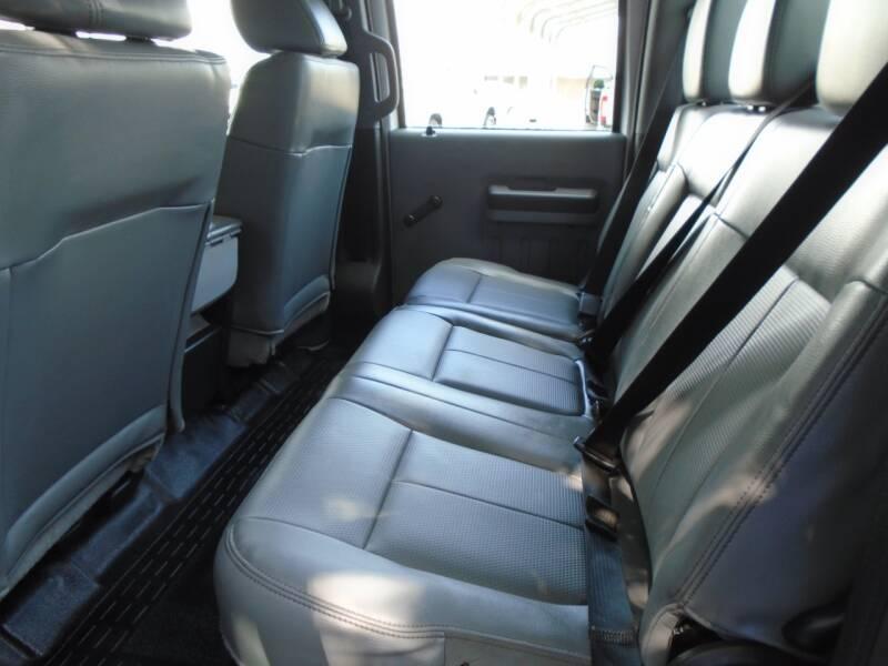 2012 Ford F-250 Super Duty 4x4 XL 4dr Crew Cab 8 ft. LB Pickup - Murfreesboro TN