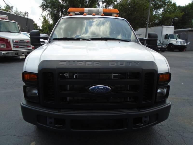 2008 Ford F-350 Super Duty 4X2 4dr SuperCab 161.8 in. WB - Murfreesboro TN