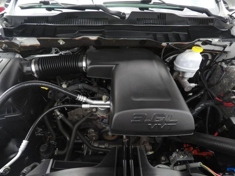 2016 RAM Ram Pickup 1500 4x4 Tradesman 4dr Quad Cab 6.3 ft. SB Pickup - Murfreesboro TN