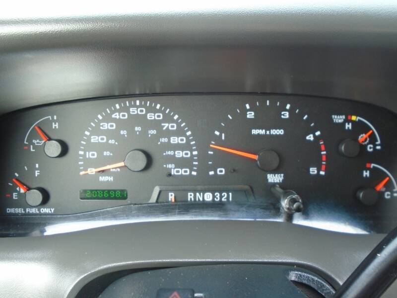 2004 Ford F-250 Super Duty 4dr SuperCab XLT 4WD SB - Murfreesboro TN