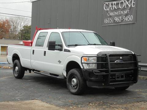 2011 Ford F-350 Super Duty for sale at Car One in Murfreesboro TN