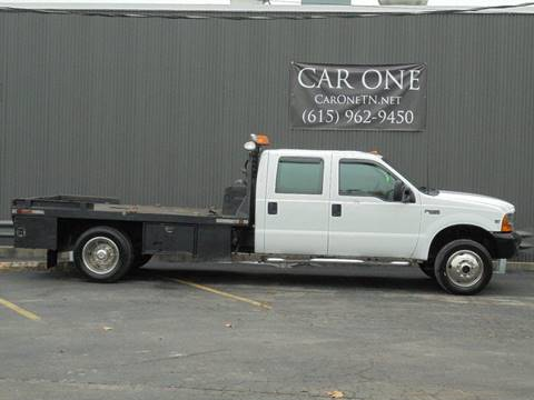 1999 Ford F-550 for sale at Car One in Murfreesboro TN