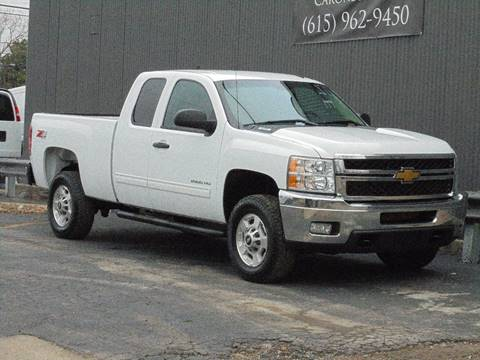 2012 Chevrolet Silverado 2500HD for sale at Car One in Murfreesboro TN