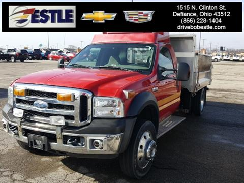 2006 Ford F-450 Super Duty for sale in Defiance, OH