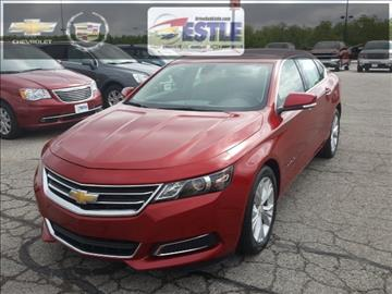 2014 Chevrolet Impala for sale in Defiance, OH