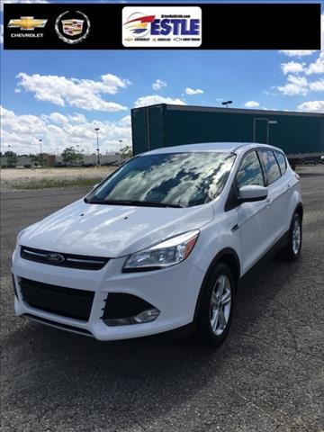 2013 Ford Escape for sale in Defiance, OH