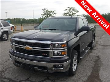 2014 Chevrolet Silverado 1500 for sale in Defiance, OH