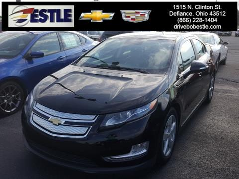 2015 Chevrolet Volt for sale in Defiance, OH