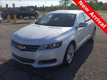 2017 Chevrolet Impala for sale in Defiance, OH
