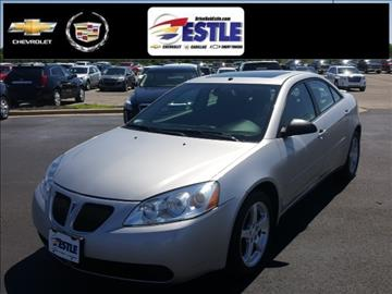 2007 Pontiac G6 for sale in Defiance, OH
