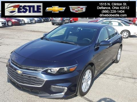 2016 Chevrolet Malibu for sale in Defiance, OH
