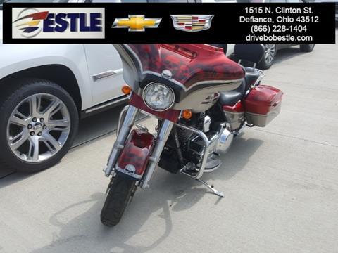 2015 Harley-Davidson Street Glide for sale in Defiance, OH