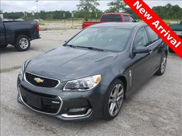 2017 Chevrolet SS for sale in Defiance, OH